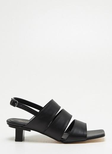 F By Fabrika Kadın Beyaz Ayakkabı REGULUS Siyah